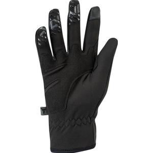 Children sports softshell gloves Silvini Ose CA1541 black 0812, Silvini
