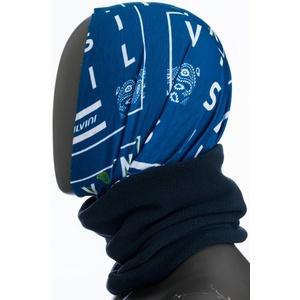 Cravat Silvini Floriano UA1524 blue, Silvini