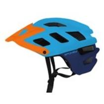 Cycling helmet for adults Spokey SINGLETRAIL blue, Spokey