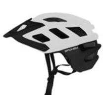 Cycling helmet for adults Spokey SINGLETRAIL white, Spokey