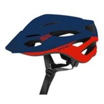 Cycling helmet for adults Spokey SPECTRO 55-58 cm, blue, Spokey