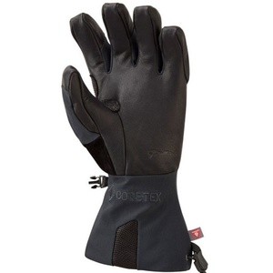 Gloves Rab Pivot GTX Glove black / bl, Rab
