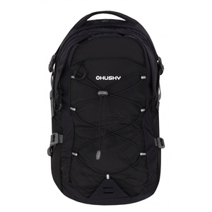 Backpack Tourism Husky Simple 28l black, Husky