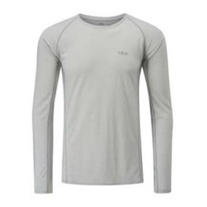 Men shirt Rab Merino+120 dark mirage, Rab