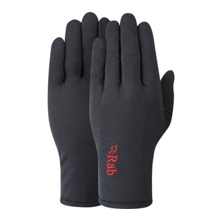 Gloves Rab Merino+ 160 Glove ebony, Rab