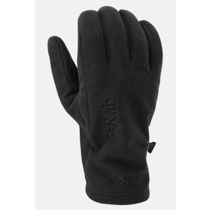 Gloves Rab Infinium Windproof Glove black / bl, Rab