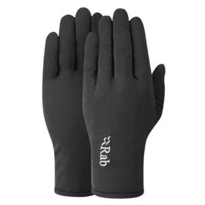 Gloves Rab Forge 160 Glove ebony / eb, Rab