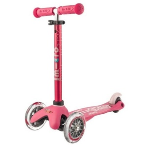 Scooter Micro 3in1 Deluxe Plus Pink, Micro