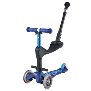 Scooter Micro 3in1 Deluxe Plus Blue, Micro