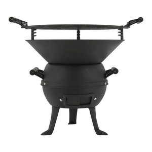 Grill to wood coal cast-iron Cattara BRINDISI 35cm, Cattara