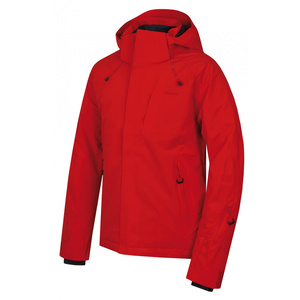 Men ski jacket Husky Nopi M red, Husky