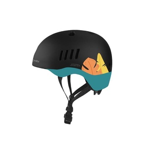 Junior helmet Spokey PUMPTRACK 55-58 cm grey, Spokey