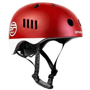 Junior helmet Spokey PUMPTRACK 55-58 cm white, Spokey