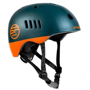 Junior helmet Spokey PUMPTRACK 55-58 cm dark blue, Spokey