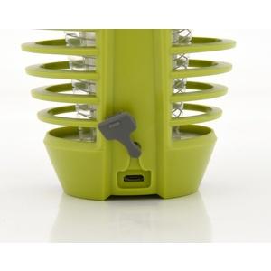 Lamp Cattara PEAR charging + trap insect, Cattara