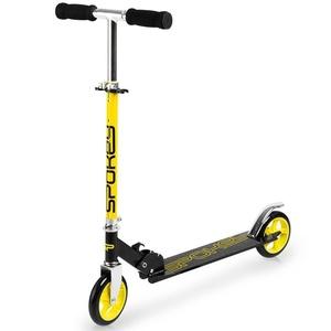 Scooter Spokey NOTUS wheels 145 mm, yellow, Spokey