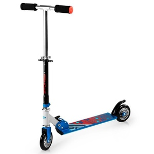 Scooter Spokey DUKE wheels 125 mm, blue, Spokey