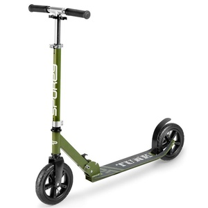 Scooter Spokey TUNK inflatable wheels 200 mm, Spokey