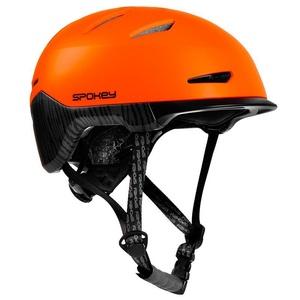 Helmet Spokey DOWNTOWN IN-MOLD orange, Spokey