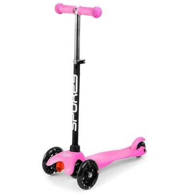Three-wheeler Spokey FUNRIDE pink, Spokey
