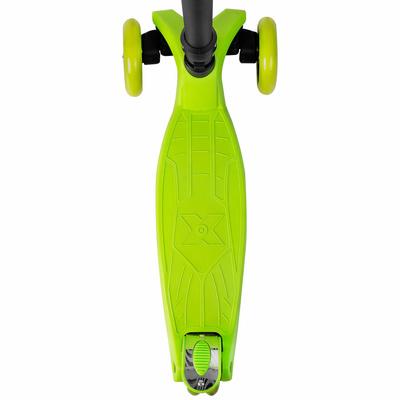 Folding three-wheeler Spokey PLIER yellow, Spokey