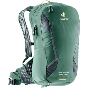 Backpack Deuter Race EXP Air 14+3 moregreen-graphite (3207318), Deuter