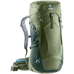 Backpack Deuter Futura 30 khaki-ivy (3400718), Deuter