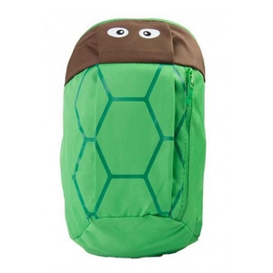 Children backpack HIGHLANDER Creature 9 l green / brown / yellow, Highlander