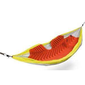 Inflatable sleeping pad Klymit Hammock V red, Klymit