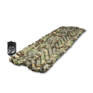 Inflatable sleeping pad Klymit Insulated Static V KINGS CAMO® DESERT SHADOW®, Klymit