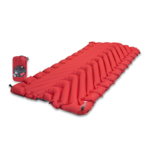 Inflatable sleeping pad Klymit Insulated Static V ™ Lite Red, Klymit