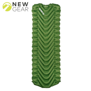 Inflatable sleeping pad Klymit Static V Long Green, Klymit