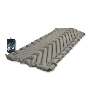 Inflatable sleeping pad Klymit Static V Luxe Stone, Klymit