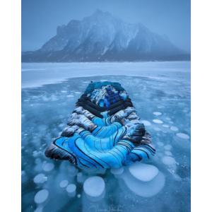 Inflatable sleeping pad Klymit V Ultralite SL Grand Teton Artist Edition multicolor, Klymit