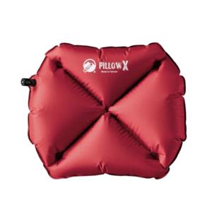 Inflatable pillow Klymit Pillow X red, Klymit