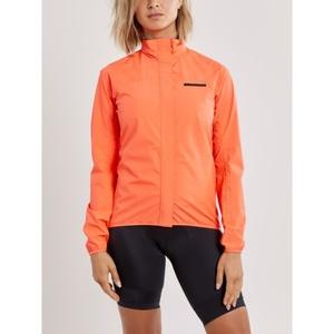 Cycling jacket CRAFT Empire Rain 1908794-825000 orange, Craft
