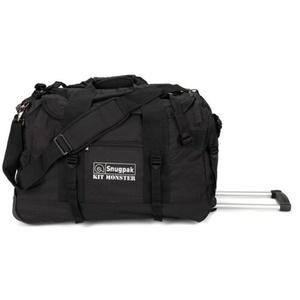 Travel bag Snugpak Monster Roller 65l black, Snugpak