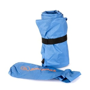 Inflatable sleeping pad with built-in pump Snugpak Air Mat blue, Snugpak