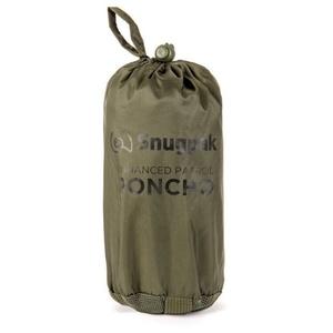 Raincoat / poncho Snugpak Enhanced Patrol Olive Green, Snugpak