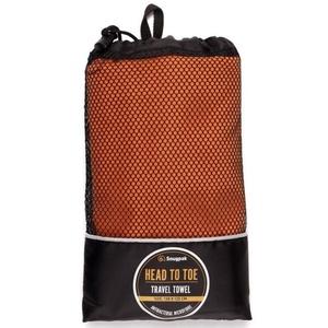 Towel Snugpak Head To Toe orange, Snugpak