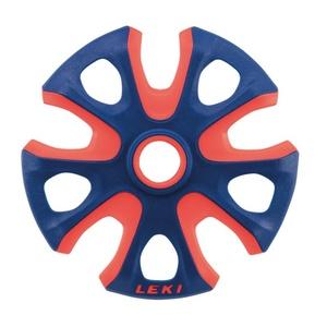 Baskets LEKI Big Mountain neonred-blue 853114122, Leki