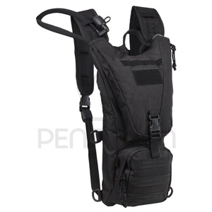 Hydrating backpack PENTAGON® Camel bag 2.0 + packet 2,5 l black, Pentagon
