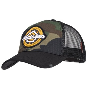 Cap PENTAGON® Era Trucker Tactical Sportswear US woodland, Pentagon