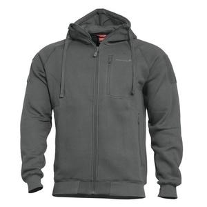 Tactical hoodie with hood PENTAGON® Leonidas 2.0 sage green, Pentagon