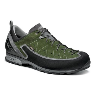 Shoes ASOLO Apex GV MM gray / jeans green/A910, Asolo