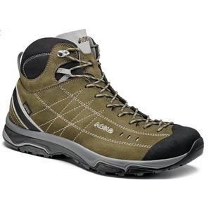 Shoes ASOLO Nucleon Mid GV MM truffle/silver/A920, Asolo