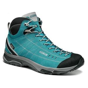 Shoes ASOLO Nucleon Mid GV ML north sea/silver/A923, Asolo