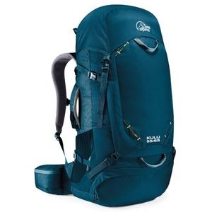 Backpack Lowe Alpine Kulu 55:65 azure / az, Lowe alpine