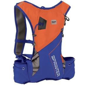 Backpack Spokey SPRINTER 5l orange / blue