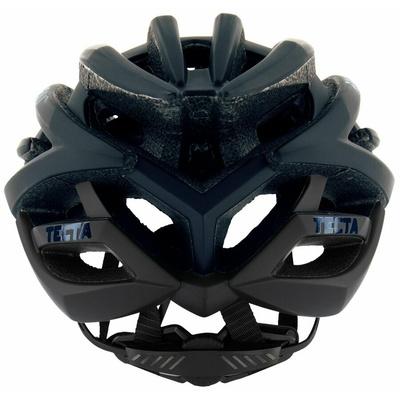Ultralight cycling helmet Rogelli TECTA, black-blue 009.814, Rogelli